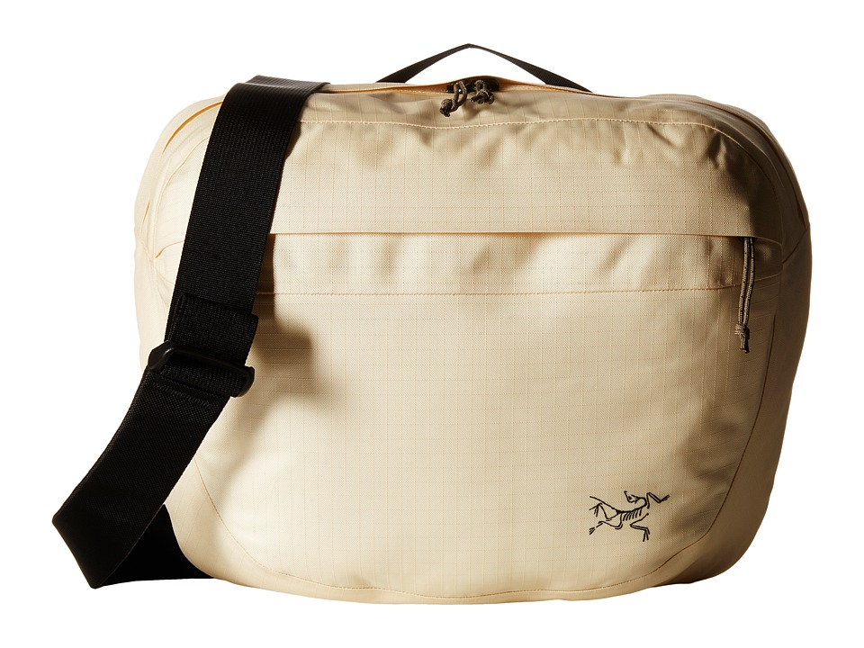 Arc'teryx - Lunara 10 Shoulder Bag (Alabaster) Shoulder Handbags