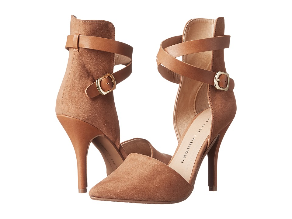 Chinese Laundry - Z Safe Haven (Cognac Micro) High Heels