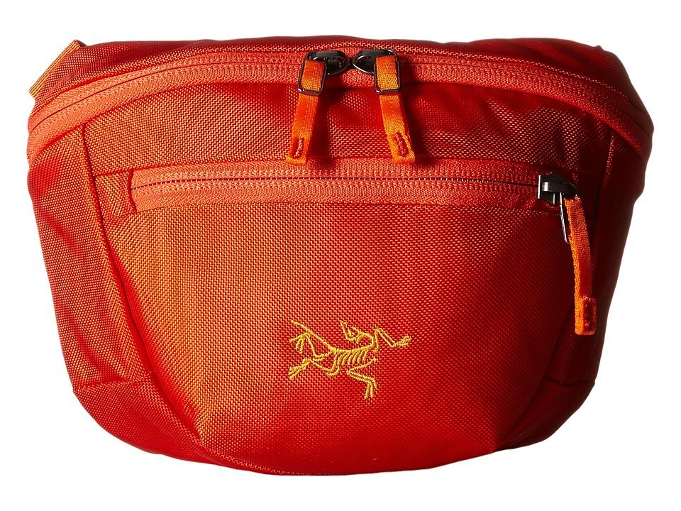 Arc'teryx - Maka 1 Waistpack (Phoenix) Travel Pouch