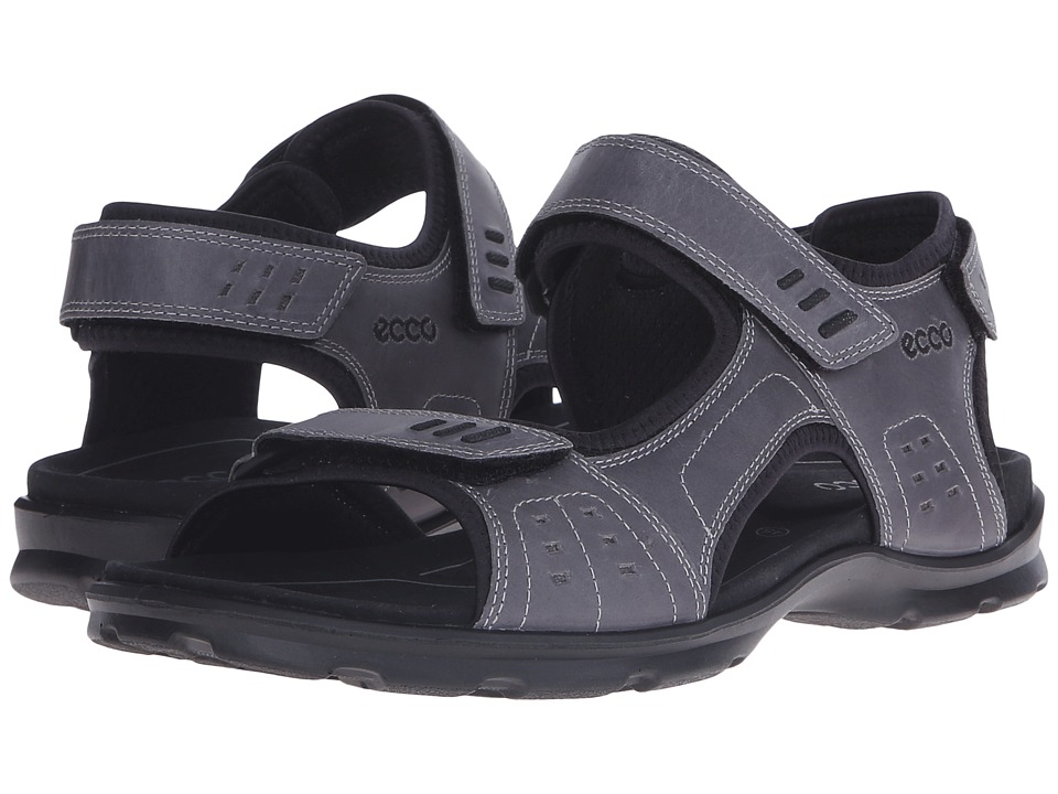 Ecco Performance - Utah Sandal (Titanium) Men's Sandals