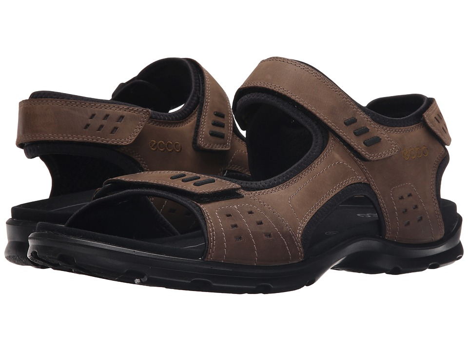 Ecco Performance - Utah Sandal (Coffee) Men's Sandals