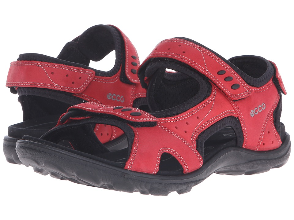 Ecco Performance - Kana Sandal (Chili Red) Women