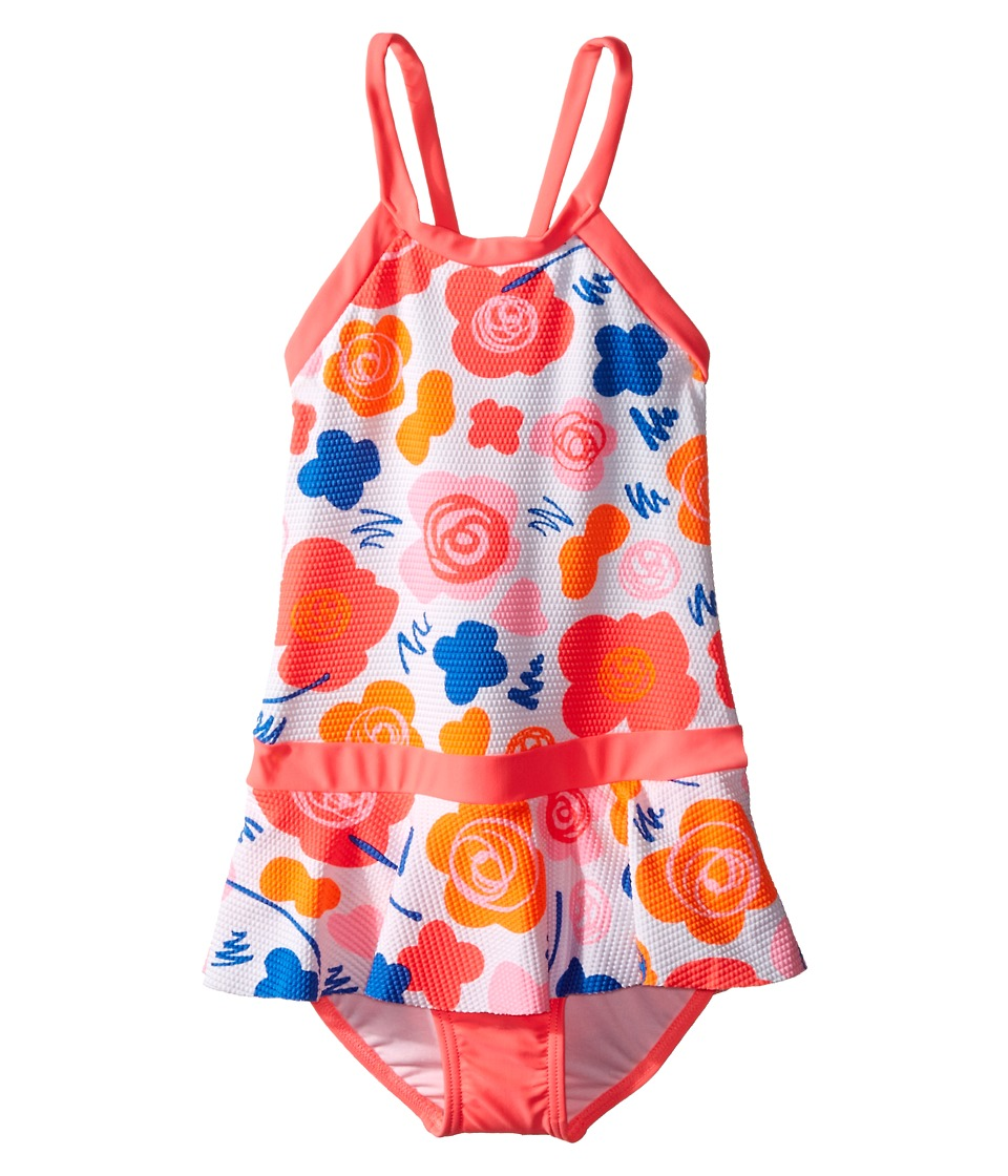 Seafolly Kids - Vintage Pop Skirted Tank Top (Infant/Toddler/Little Kids) (Multi) Girl's Swimwear