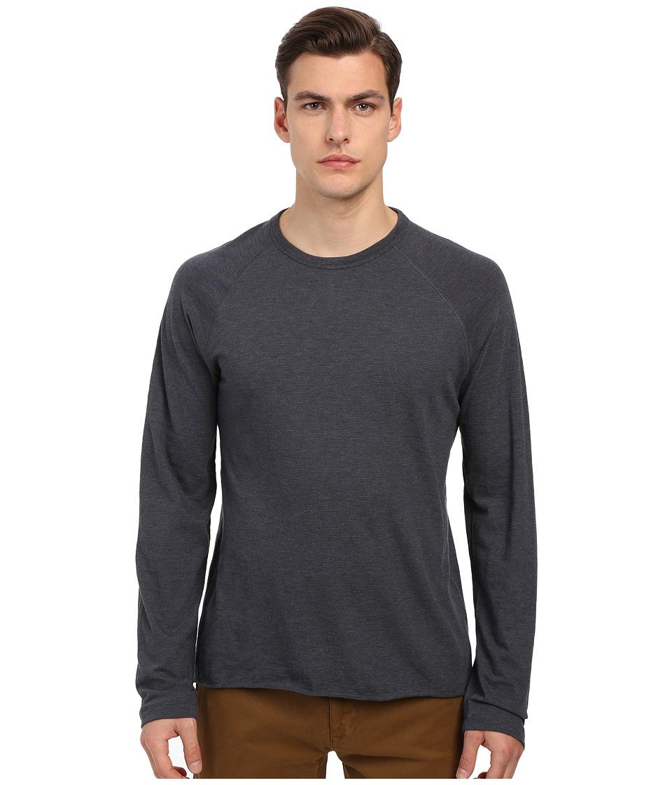 Billy Reid - Indian Crew Neck (Vulcan) Men's T Shirt