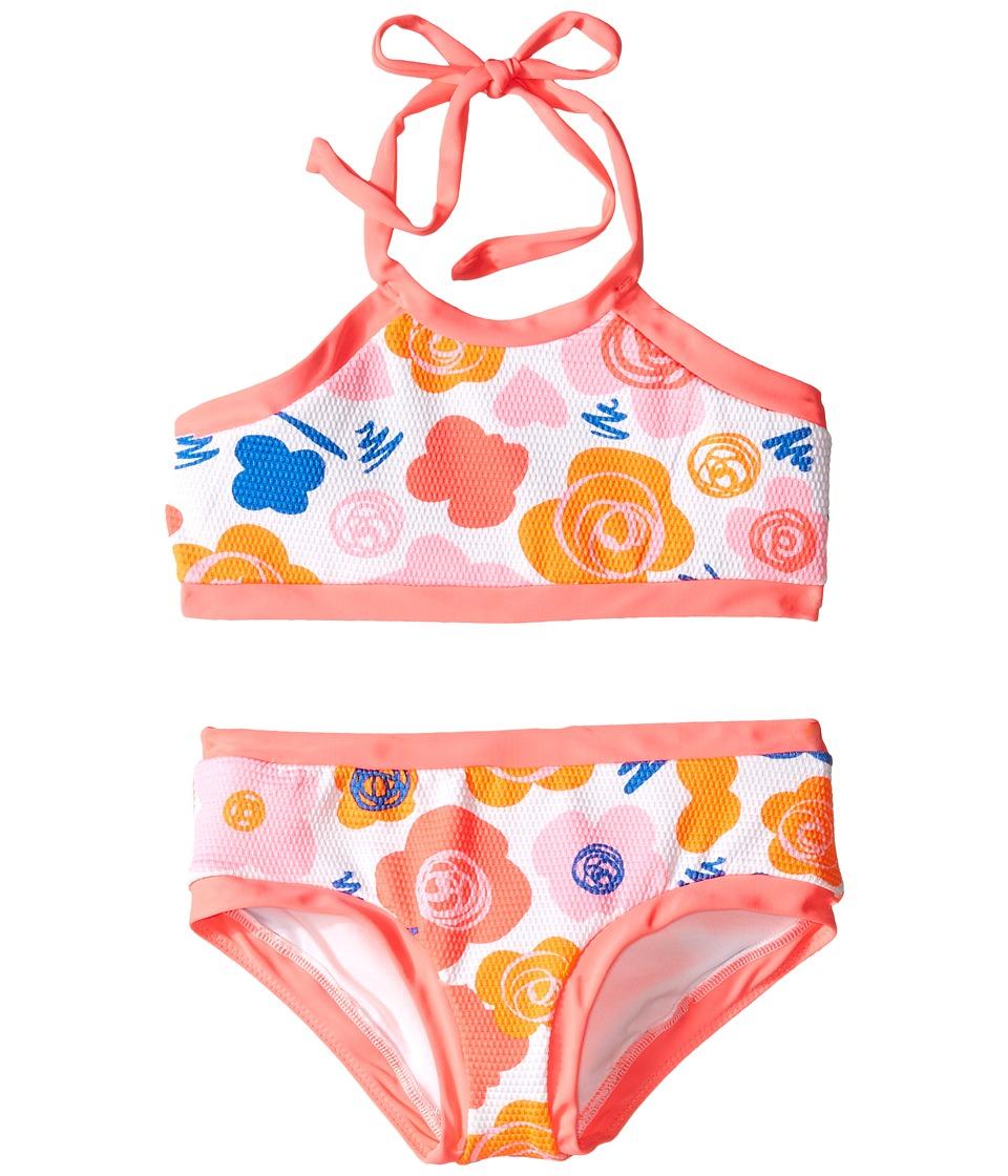 Seafolly Kids Vintage Pop Tankini (Toddler/Little Kids) (Multi) Girl