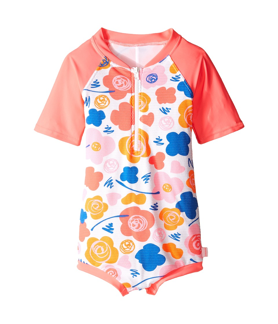 Seafolly Kids - Vintage Pop Playsuit (Infant/Toddler/Little Kids) (Multi) Girl's Swimwear