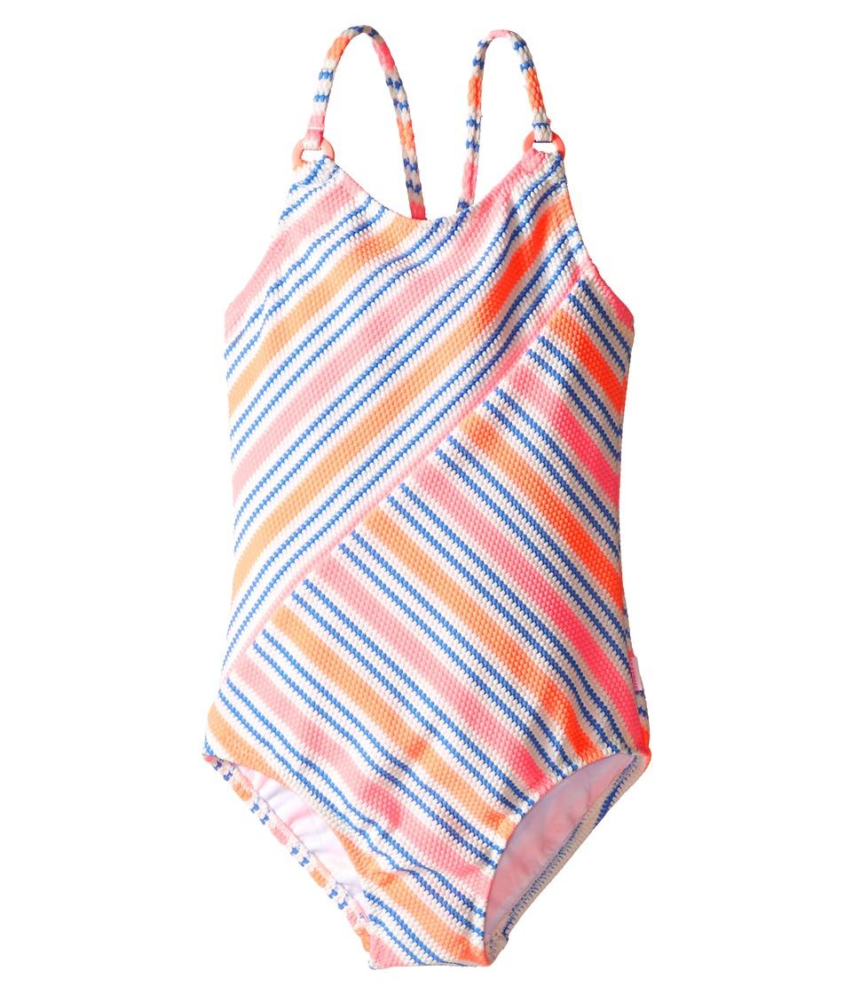 Seafolly Kids Seaside Lane Tank Top (Infant/Toddler/Little Kids) (Multi) Girl