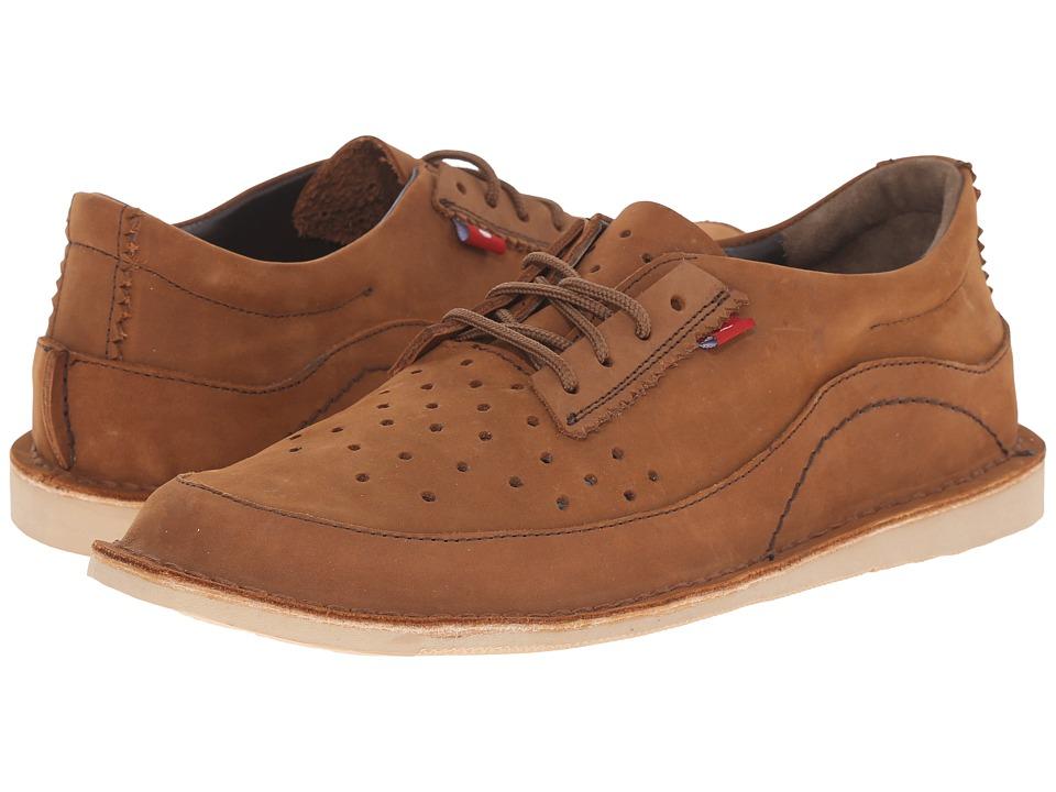 Oliberte - Rutongo (Antique Brown) Men's Shoes