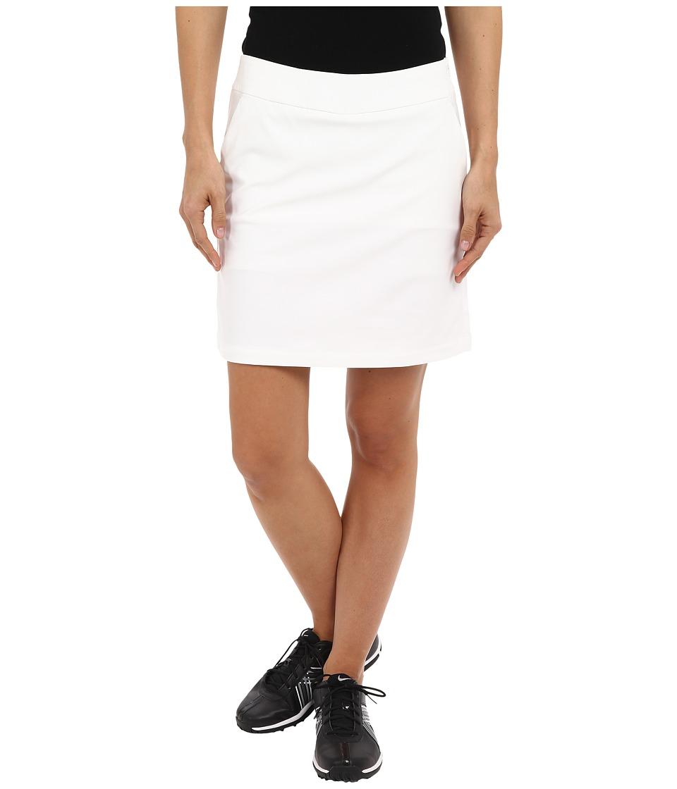 Nike Golf Tournament Skort (White/White) Women