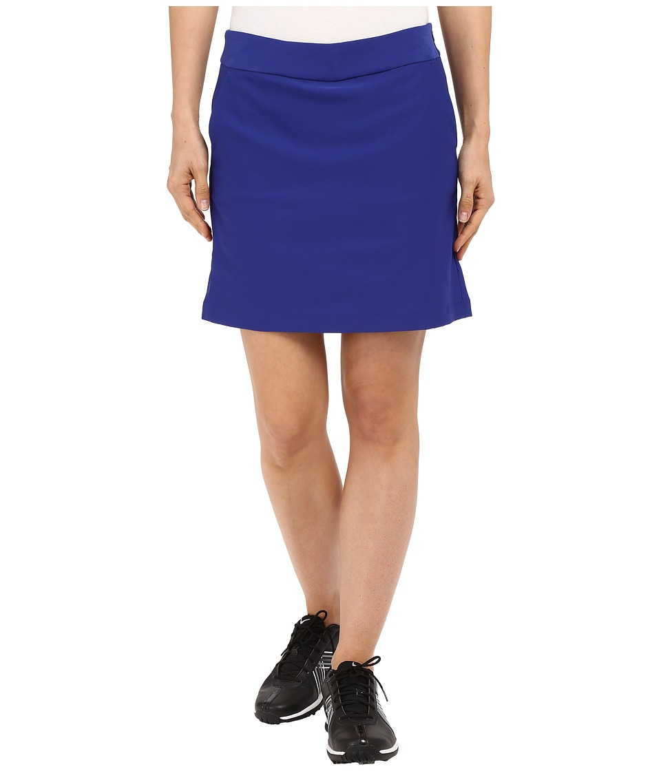 Nike Golf - Tournament Skort (Deep Royal Blue/Deep Royal Blue) Women's Skort