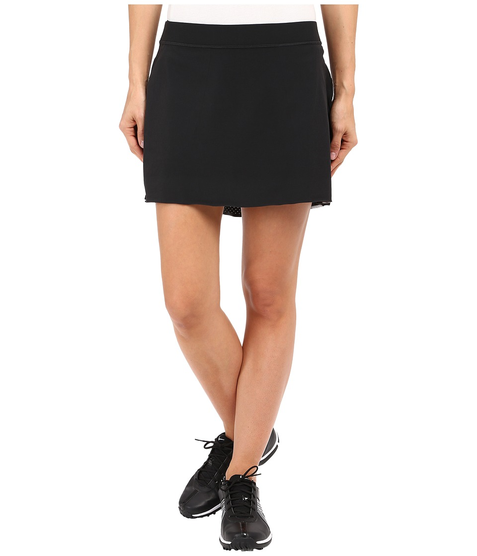 Nike Golf - Innovation Links Woven Skort (Black/Metallic Silver) Women's Skort