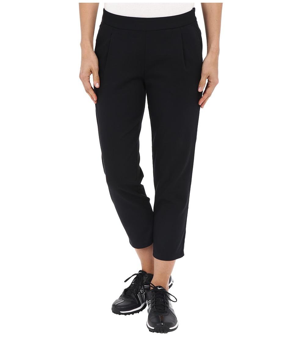 Nike  NIKE GOLF - MAJORS SOLID PANTS (BLACK/BLACK) WOMEN'S CASUAL PANTS