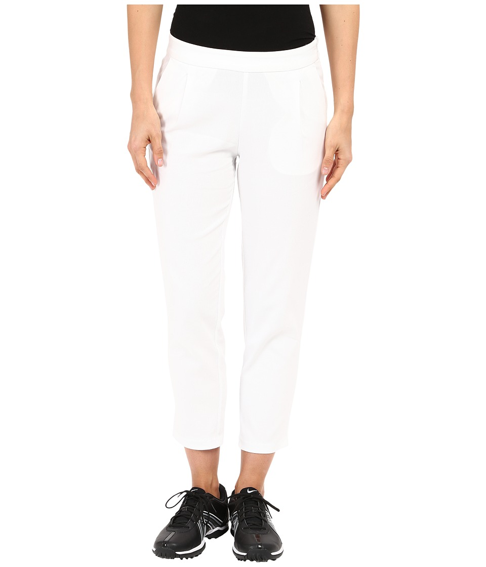 Nike Golf - Majors Solid Pants (White/White) Women's Casual Pants