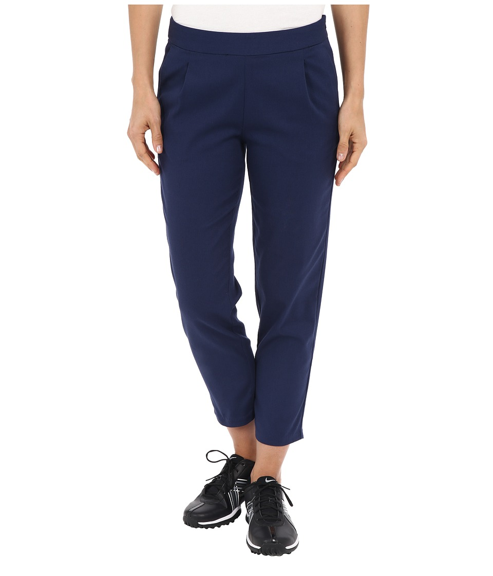 Nike  NIKE GOLF - MAJORS SOLID PANTS (MIDNIGHT NAVY/MIDNIGHT NAVY) WOMEN'S CASUAL PANTS