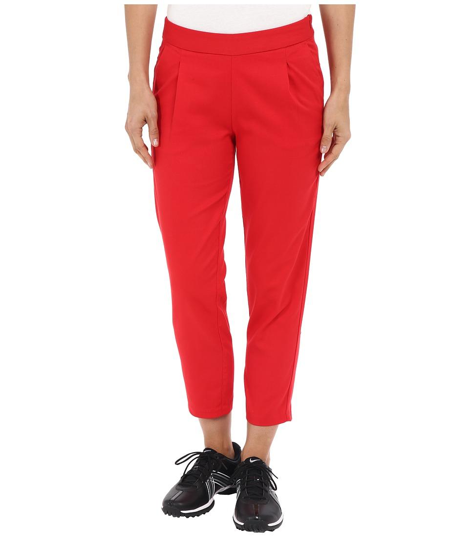 Nike Golf - Majors Solid Pants (University Red/University Red) Women's Casual Pants