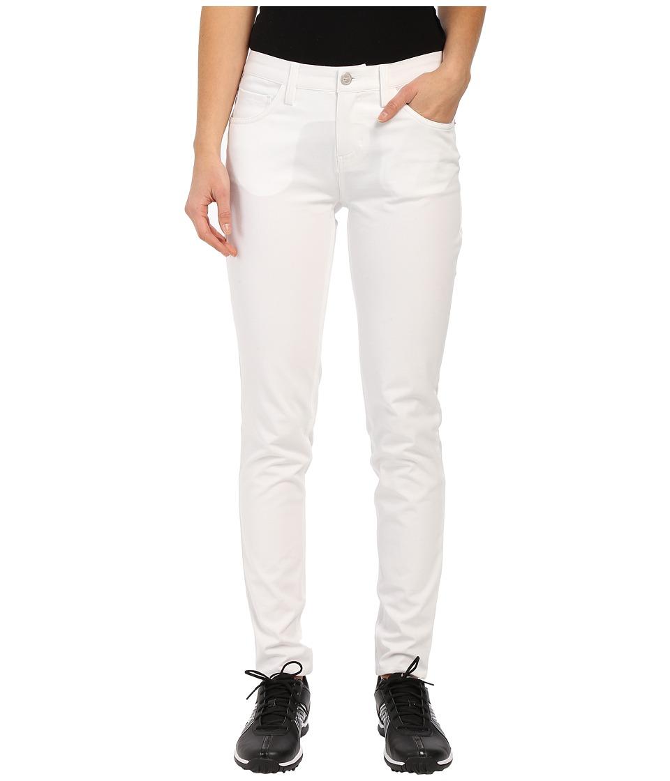 Nike  NIKE GOLF - JEAN PANTS 3.0 (WHITE/WHITE) WOMEN'S CASUAL PANTS