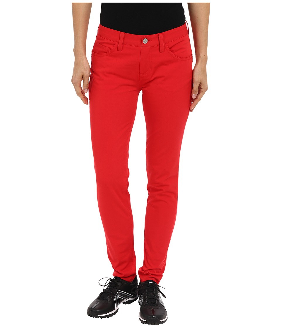 Nike Golf - Jean Pants 3.0 (University Red/University Red) Women's Casual Pants