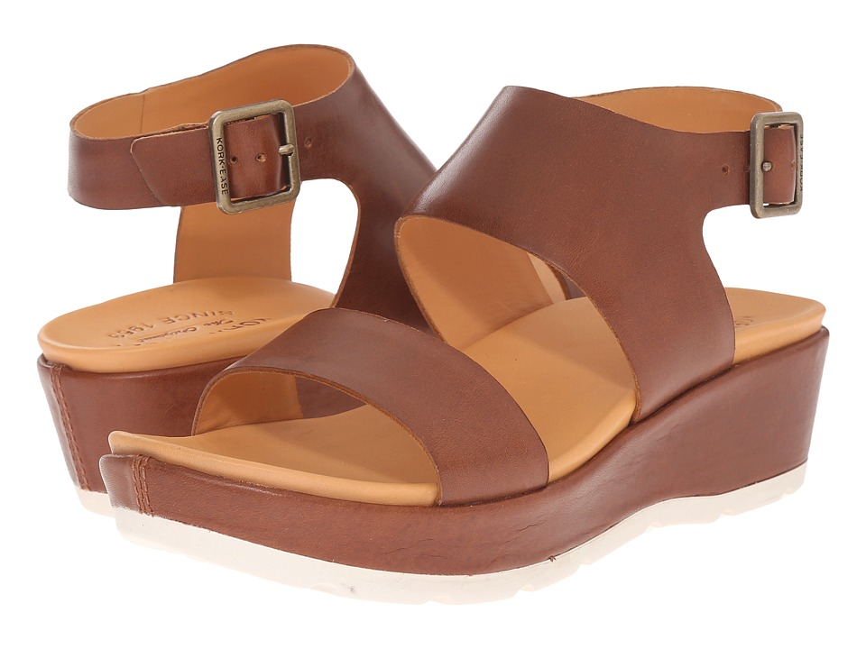 Kork-Ease - Khloe (Brown) Women's Sandals