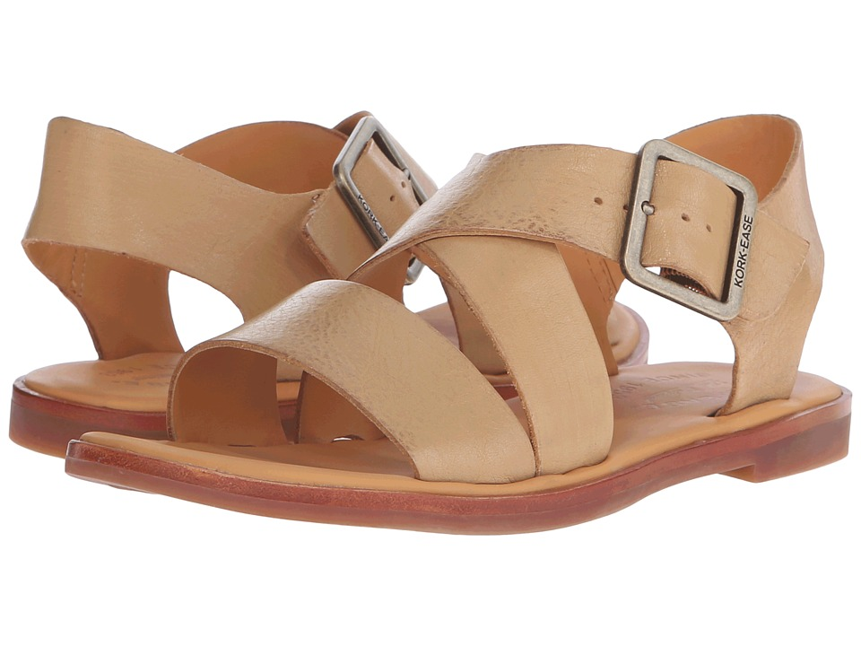 Kork-Ease - Nara (Tan) Women's Sandals