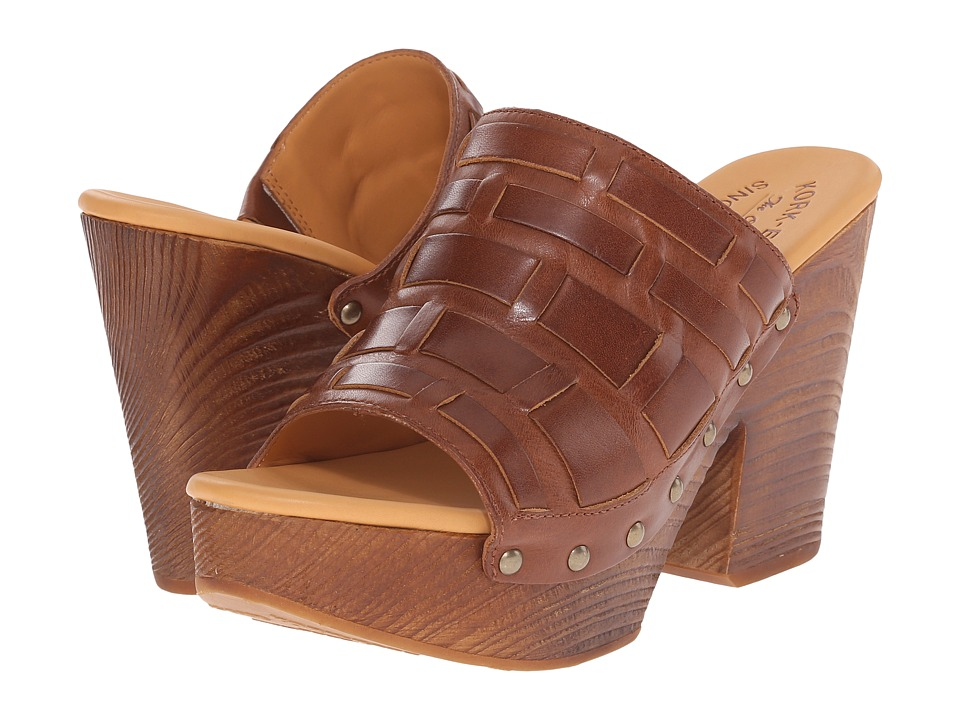 Kork-Ease - Charissa (Brown) High Heels