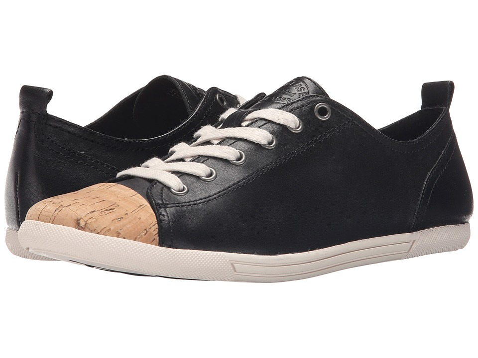 Kork-Ease - Silva (Black) Women's Lace up casual Shoes