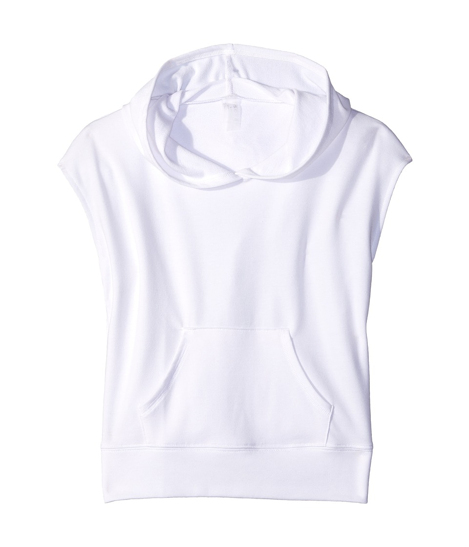 Soybu Kids - Aria Vest (Little Kids/Big Kids) (White) Girl's Vest