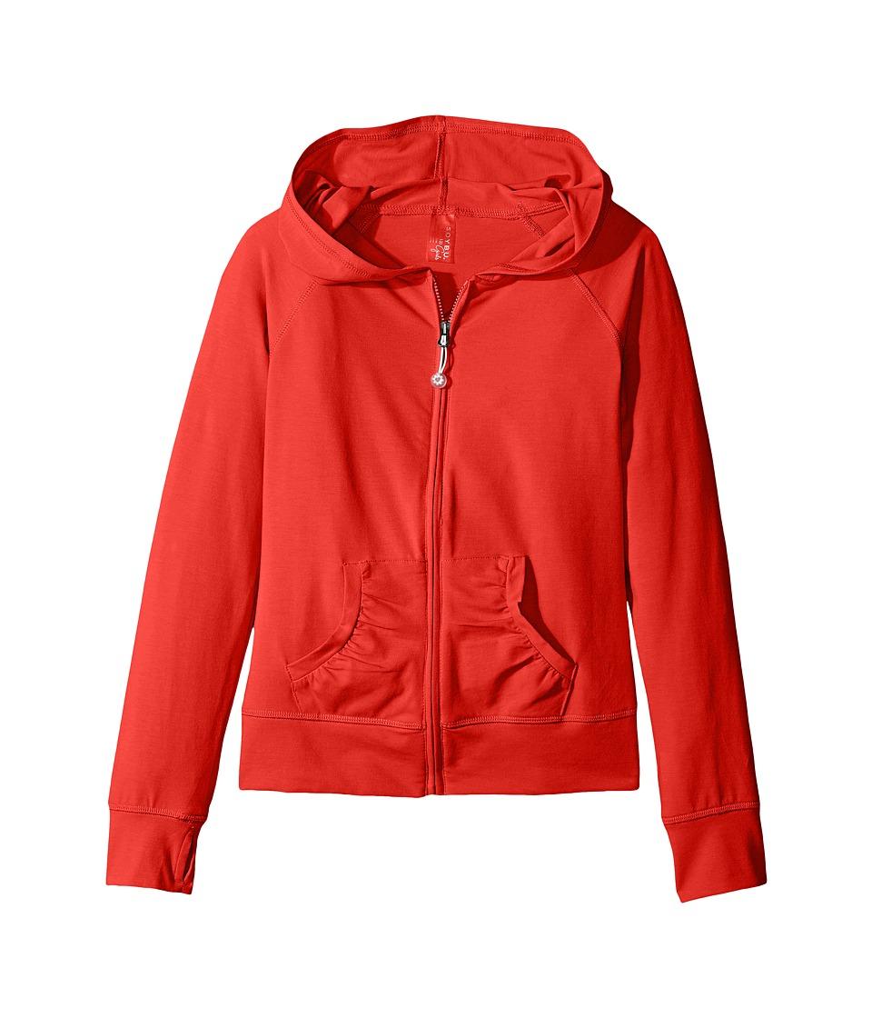 Soybu Kids - Florence Hoodie (Little Kids/Big Kids) (Tigerlily) Girl's Sweatshirt