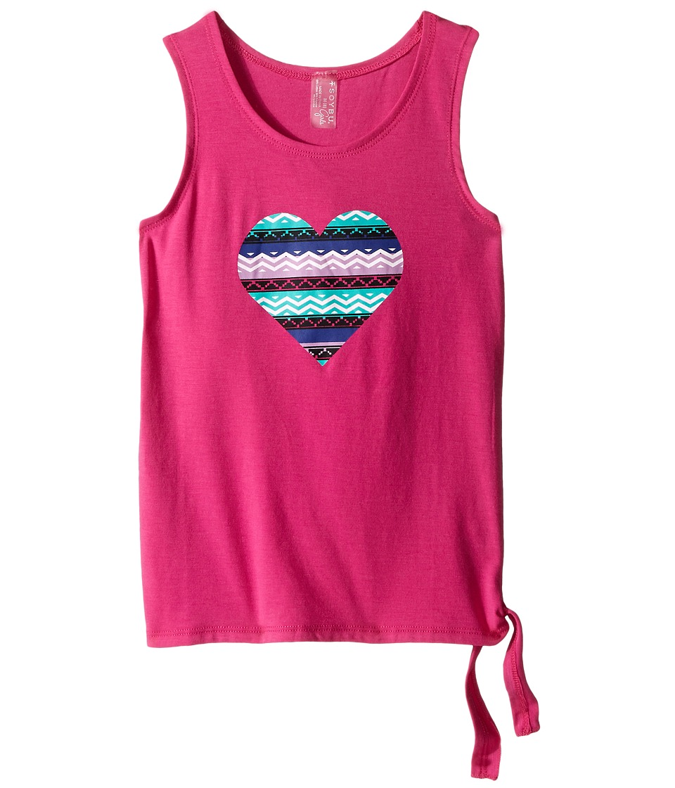 Soybu Kids - Violet Tank Top (Little Kids/Big Kids) (Sequin) Girl's Sleeveless