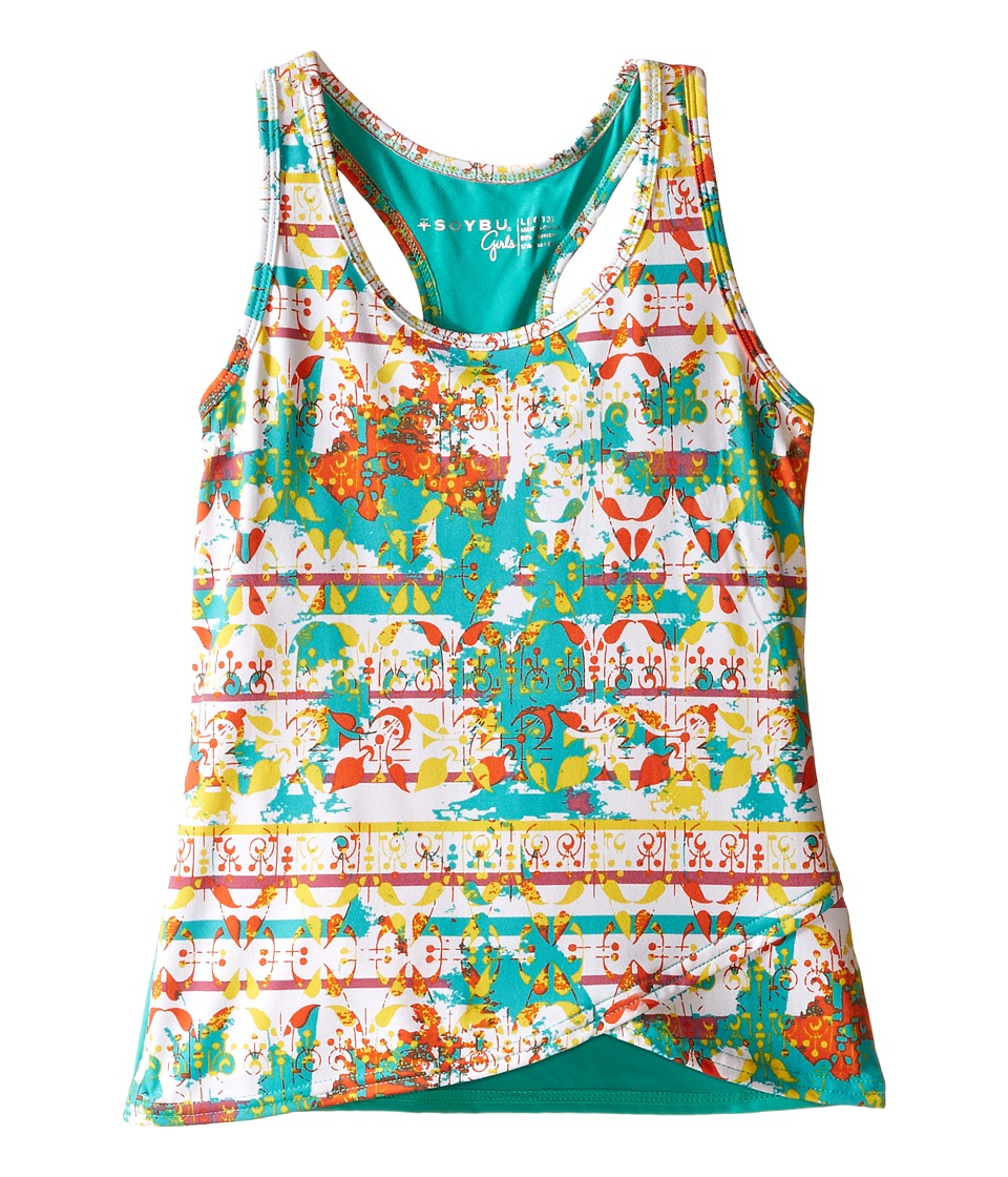 Soybu Kids - Skye Tank Top (Little Kids/Big Kids) (Wallpaper) Girl's Sleeveless