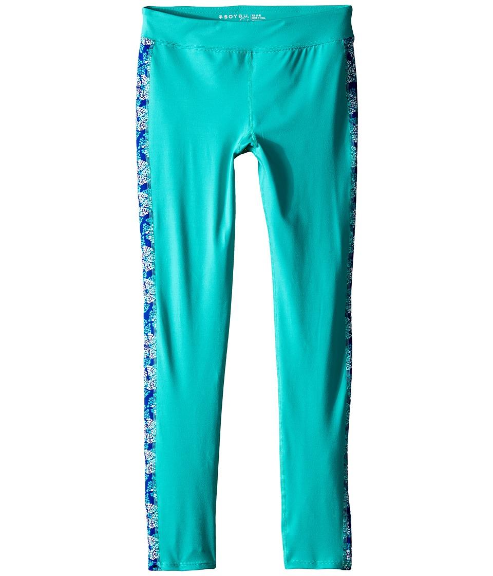 Soybu Kids - Millie Leggings (Little Kids/Big Kids) (Shimmer) Girl's Casual Pants