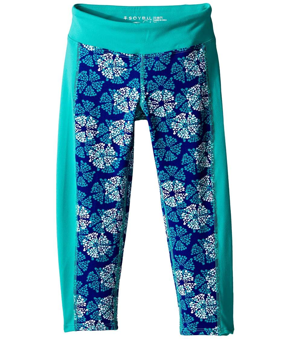 Soybu Kids - Naomi Capris (Little Kids/Big Kids) (Shimmer) Girl's Capri