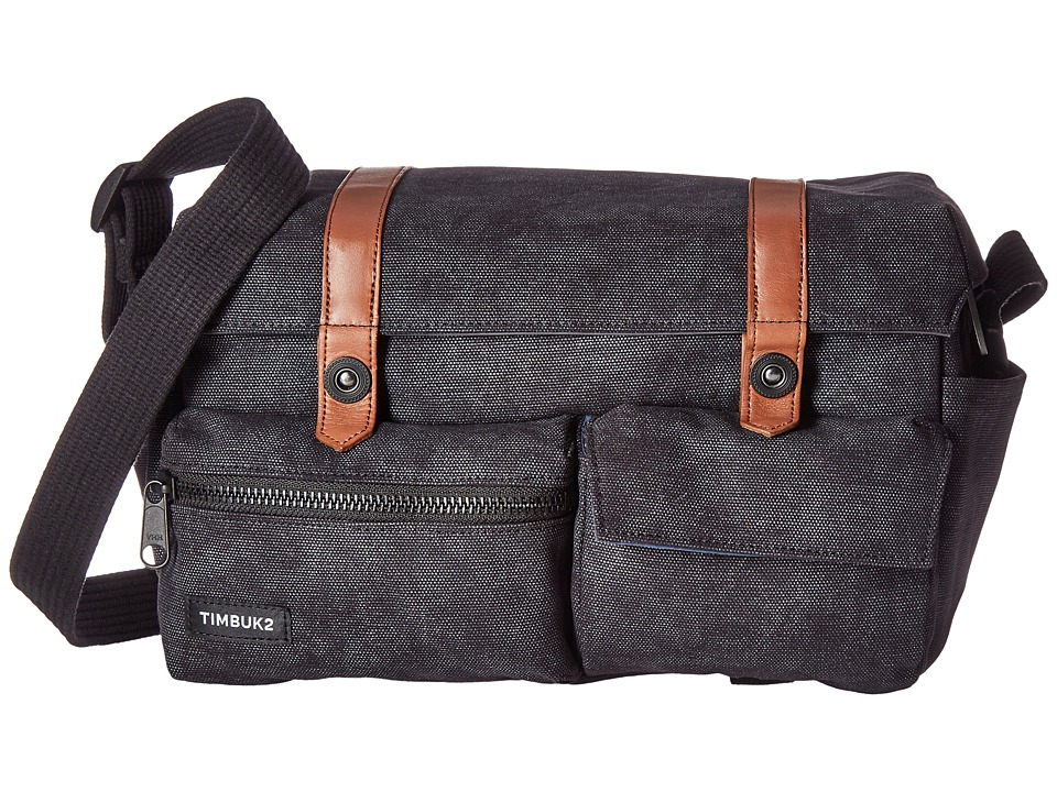 Timbuk2 - Sunset Rack Trunk (Black/Saddle) Bags