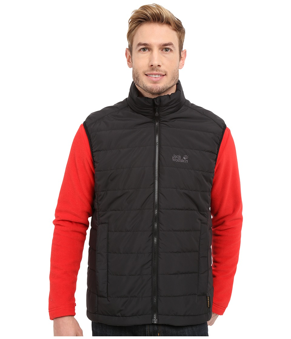 Jack Wolfskin - Glen Dale Jacket (Black) Men's Coat