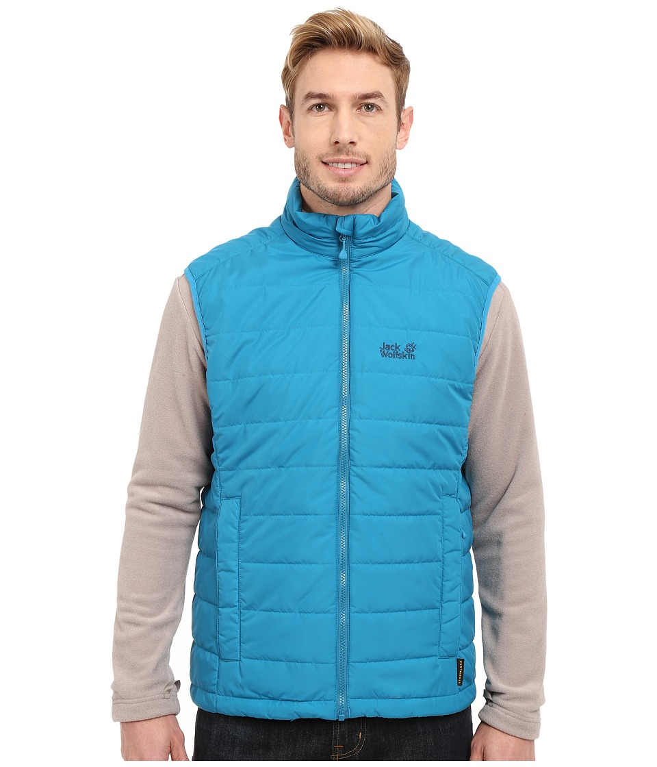 Jack Wolfskin Glen Dale Jacket (Dark Turquoise) Men