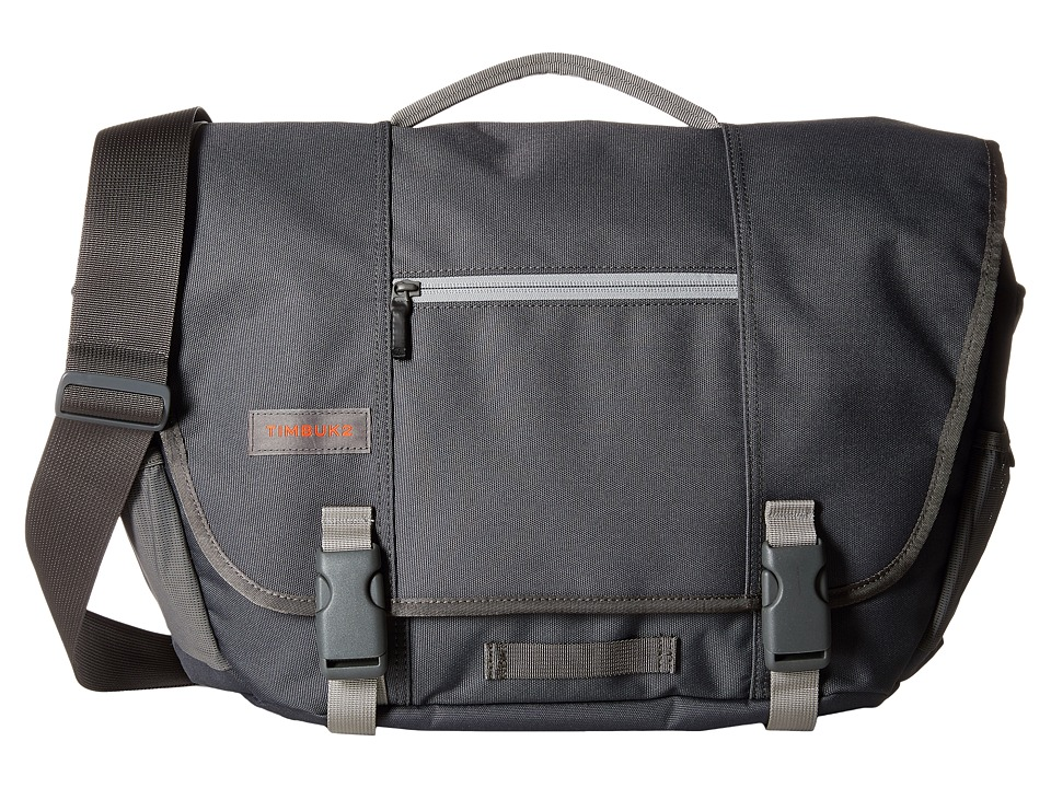 Timbuk2 - Commute Messenger Bag - Large (Gunmetal) Messenger Bags