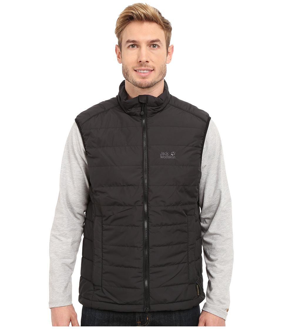 Jack Wolfskin - Glen Vest (Black) Men's Vest