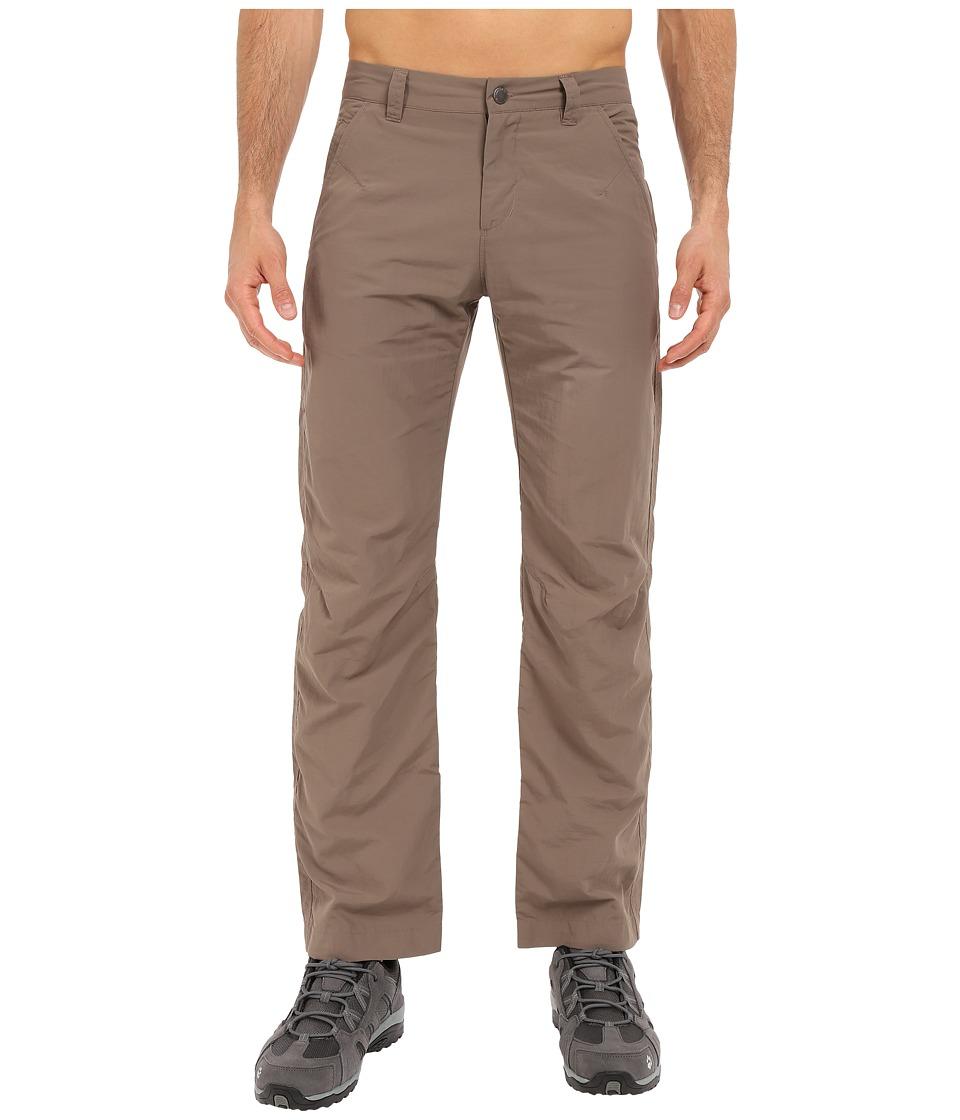 Jack Wolfskin - Kalahari Pants (Siltstone) Men's Casual Pants