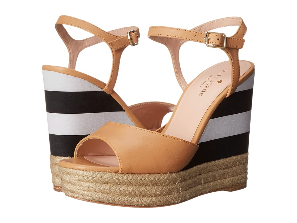 Kate Spade New York Deanne (Natural Vacchetta) Women
