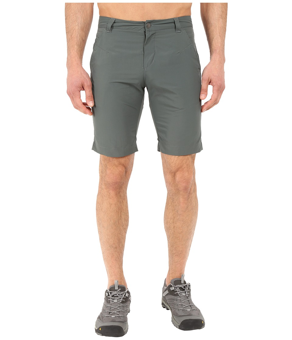 Jack Wolfskin Kalahari Shorts (Greenish Grey) Men