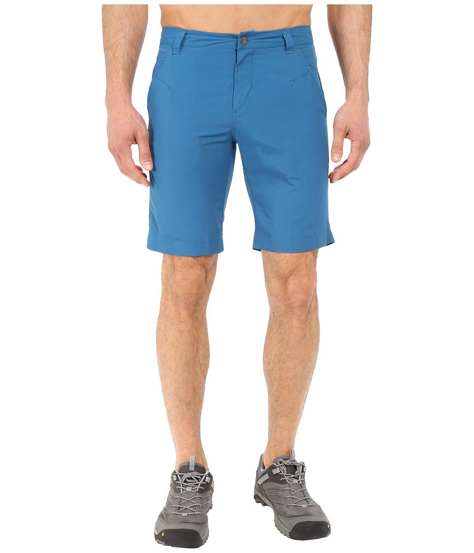 Jack Wolfskin Kalahari Shorts (Moroccan Blue) Men