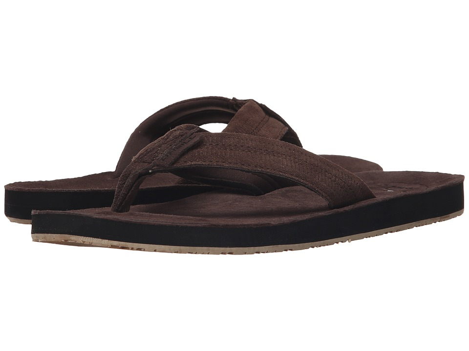 O'Neill - Groundswell (Dark Brown) Men's Sandals