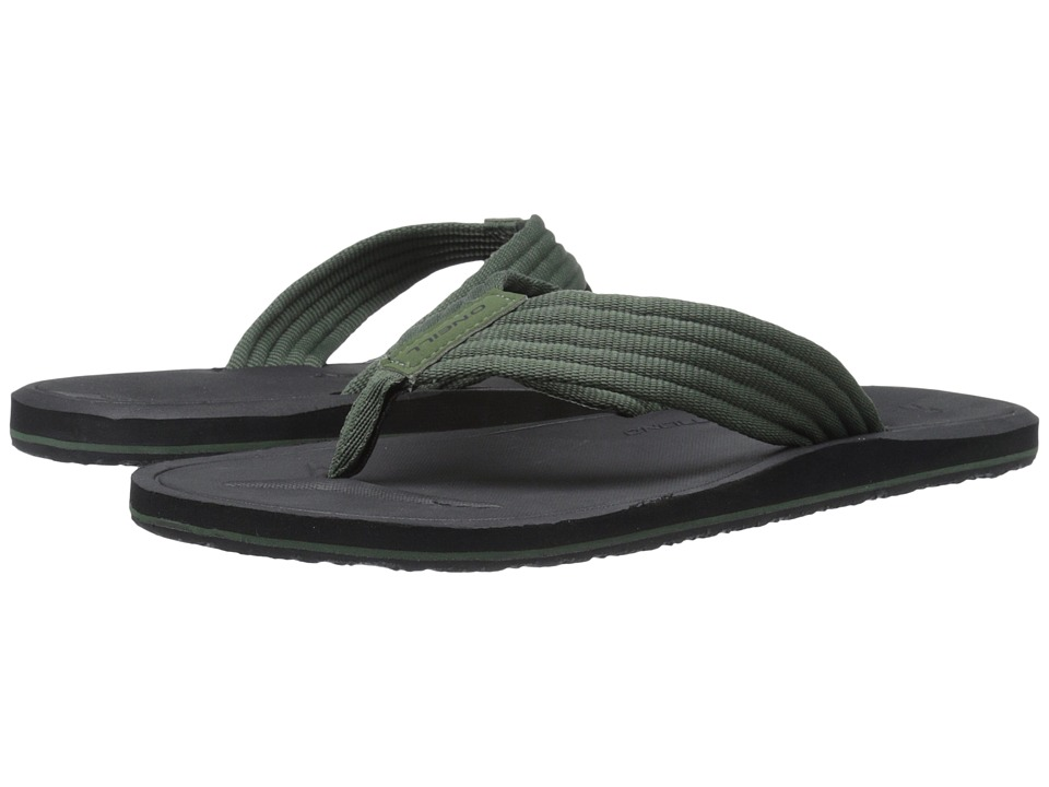 O'Neill - Nacho Libre (Military Green) Men's Sandals