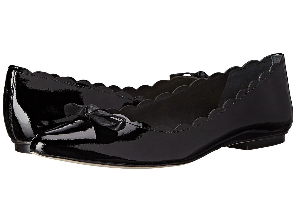 Kate Spade New York - Eleni (Black Patent) Women's Shoes