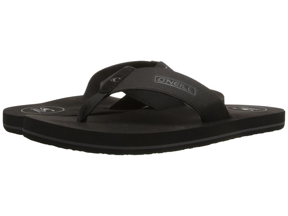 O'Neill - Breaker (Black) Men's Shoes