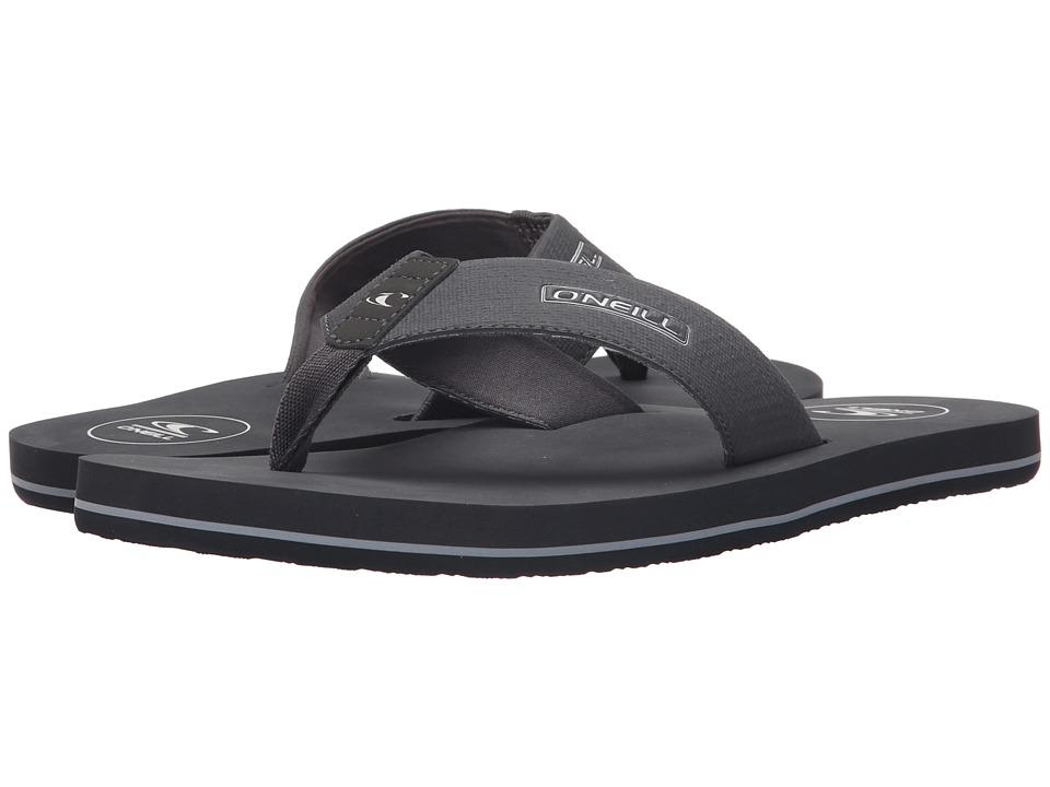 O'Neill - Breaker (Dark Charcoal) Men's Shoes