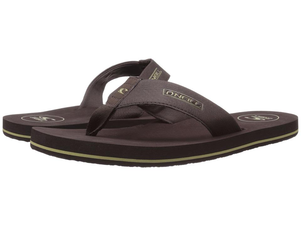 O'Neill - Breaker (Dark Brown) Men's Shoes