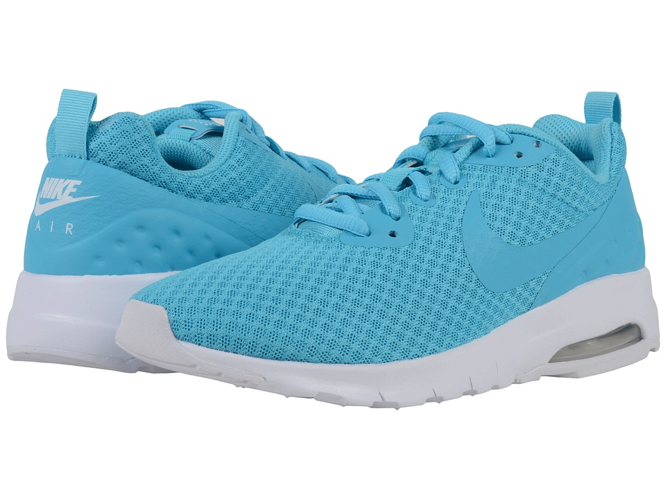Nike - Air Max Motion Lightweight LW (Gamma Blue/Gamma Blue/White) Women's Shoes
