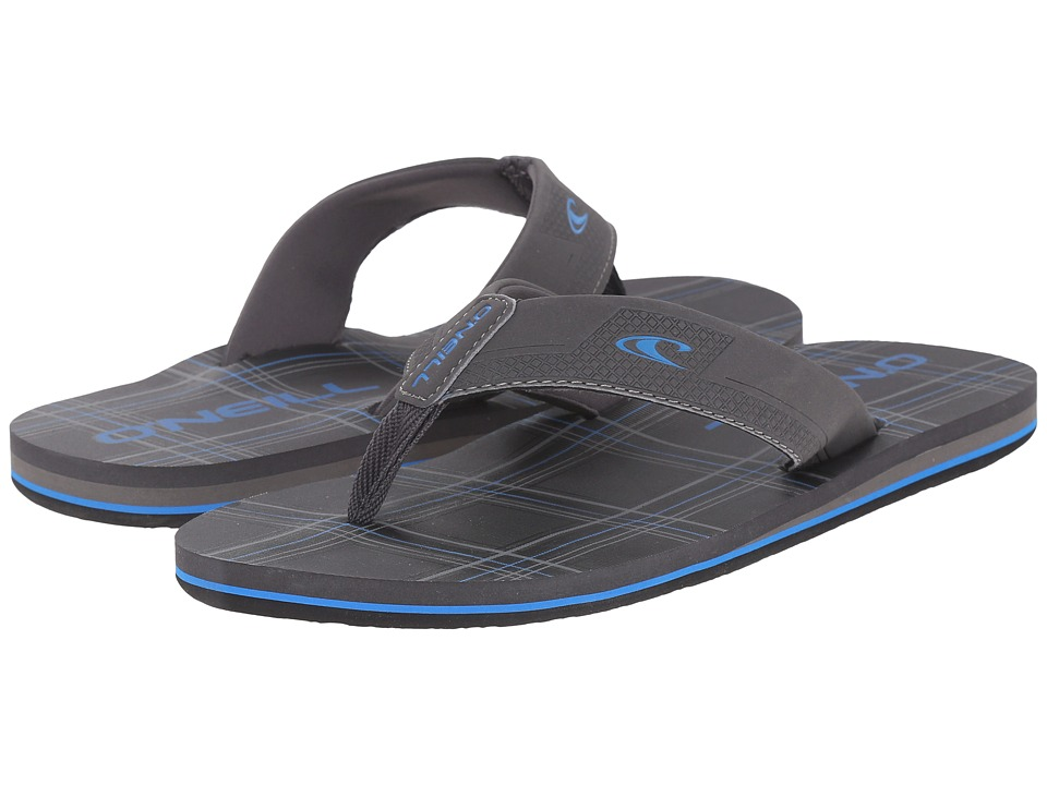 O'Neill - Imprint (Grey) Men's Sandals