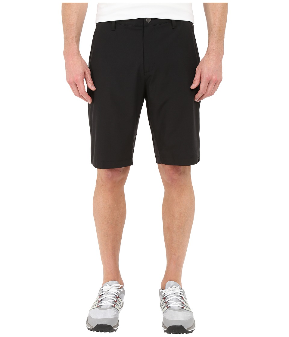 adidas Golf - CLIMACOOL Ultimate Airflow Shorts (Black/Vista Grey) Men's Shorts