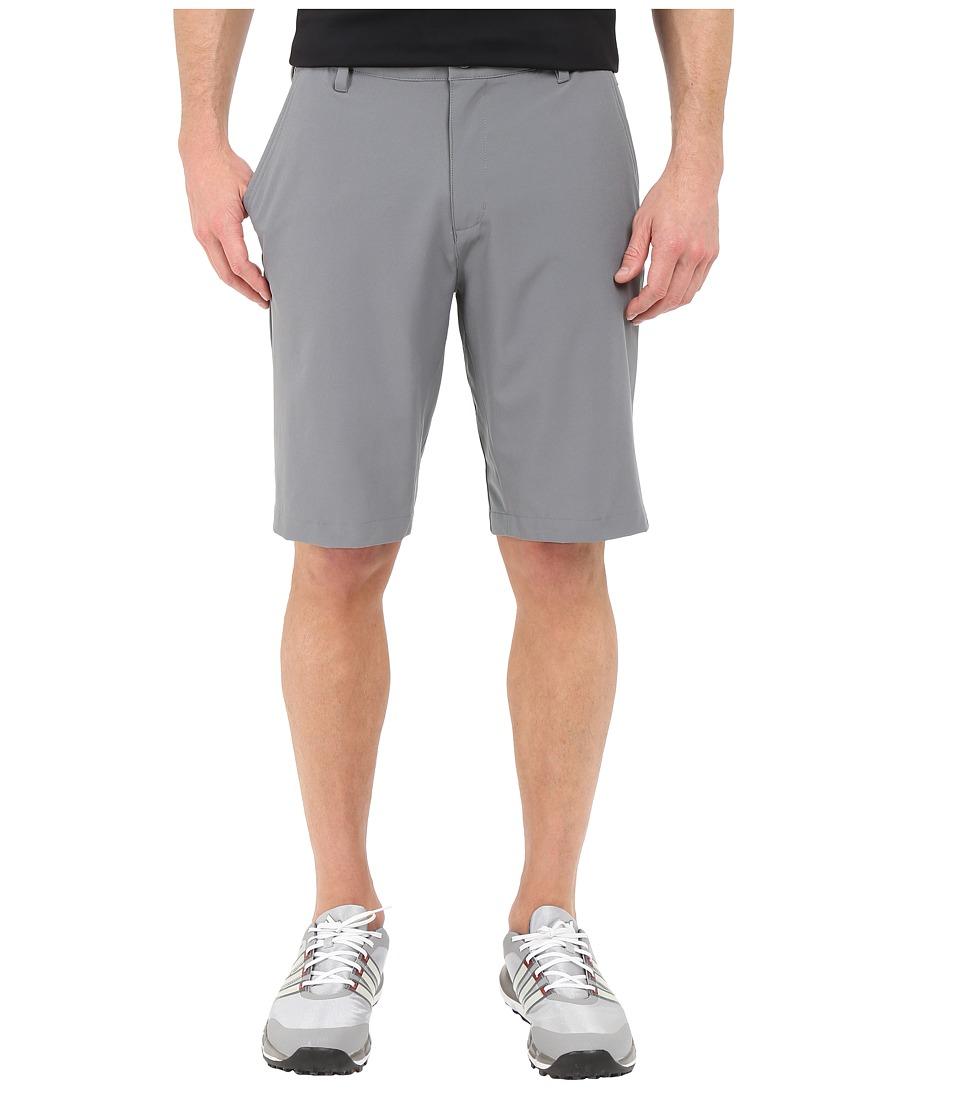 adidas Golf - CLIMACOOL Ultimate Airflow Shorts (Vista Grey/Black) Men's Shorts